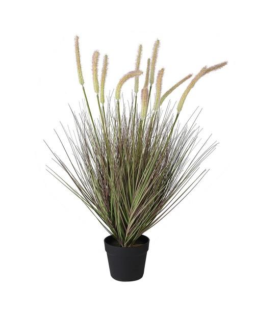 """Dirbtinė gėlė """"Onion Grass"""""""