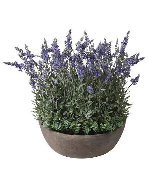 """Dirbtinė gėlė """"Lavender"""""""