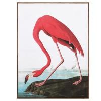 """Paveikslas """"Flamingo/Pink"""""""