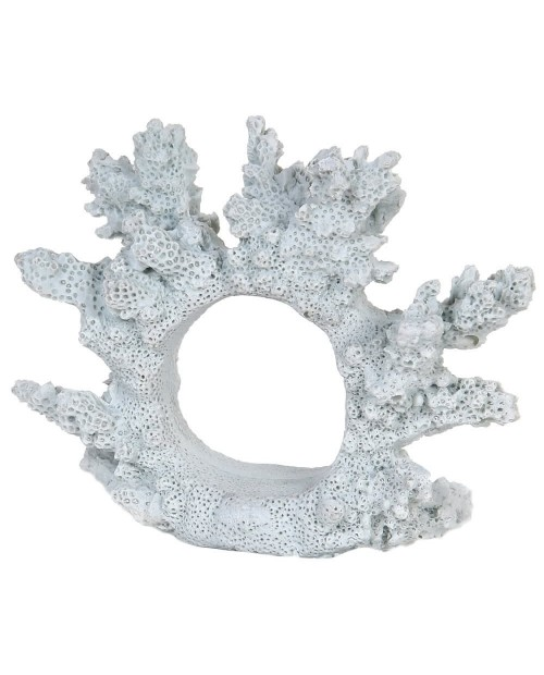 "Servetėlių žiedai ""Coral Blue"" (6vnt.)"