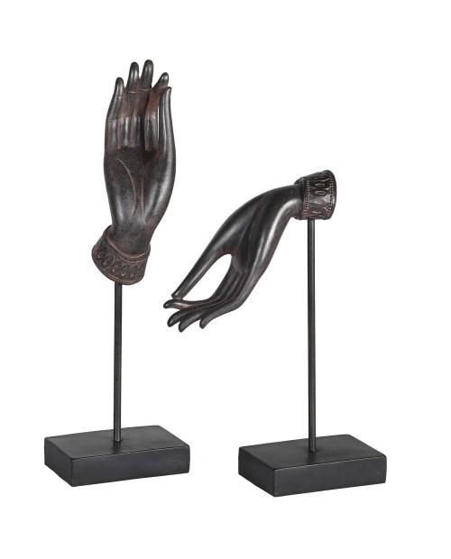 """Interjero dekoracija """"Dancing Hands"""" (2vnt)"""