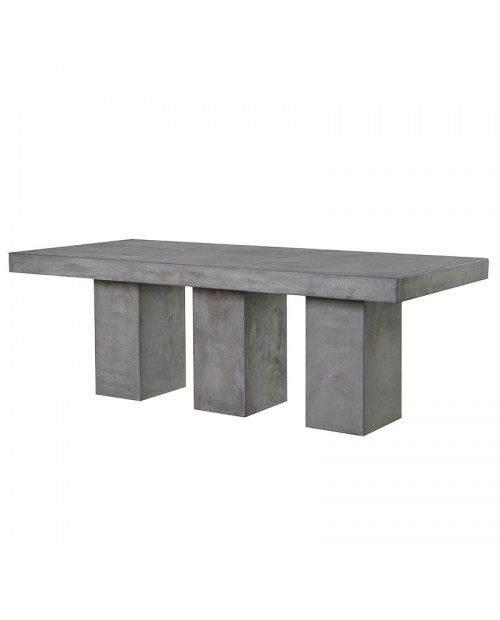 "Valgomojo stalas ""Concrete Contemporary"""