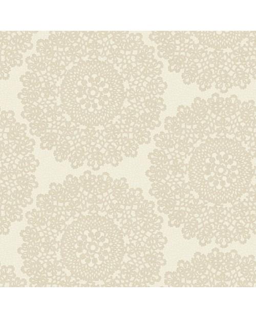 Mandala Cream tapetai
