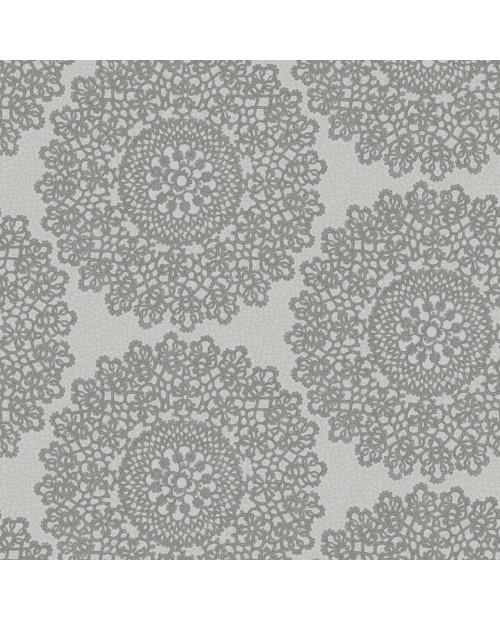 Mandala Silver tapetai