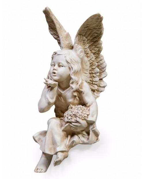 "Angelas ""Linkėjimai"" (Balta spalva)"