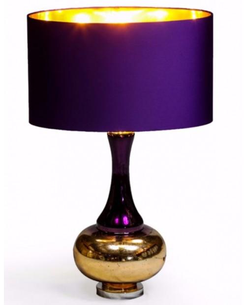 """Dviejų spalvų pastatomas šviestuvas """"Purple Gold"""""""