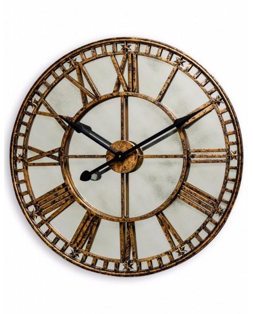 "Laikrodis ""Antiqued Mirror"" (aukso spalva)"