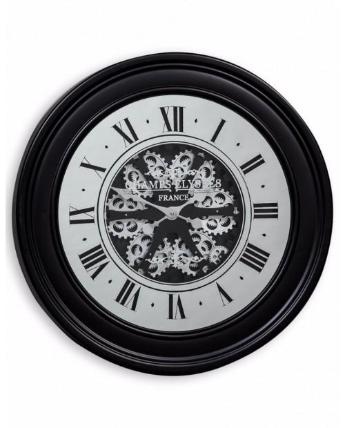 "Laikrodis ""Champs - Elysees"" (juoda spalva)"