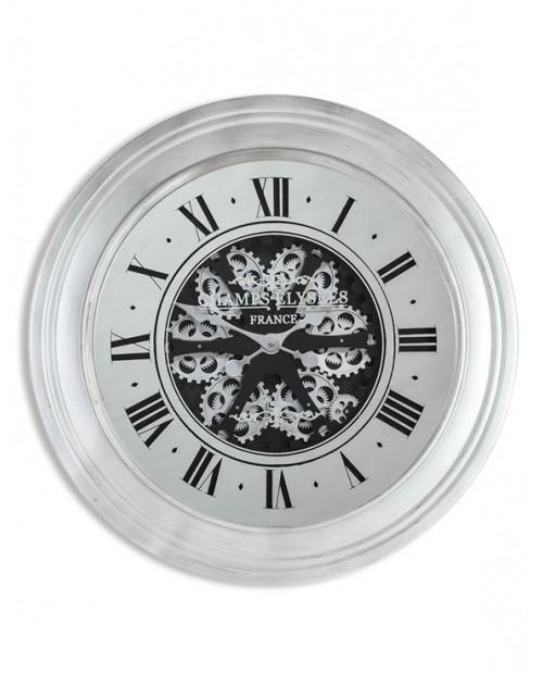 "Laikrodis ""Champs - Elysees"" (sidabro spalva)"