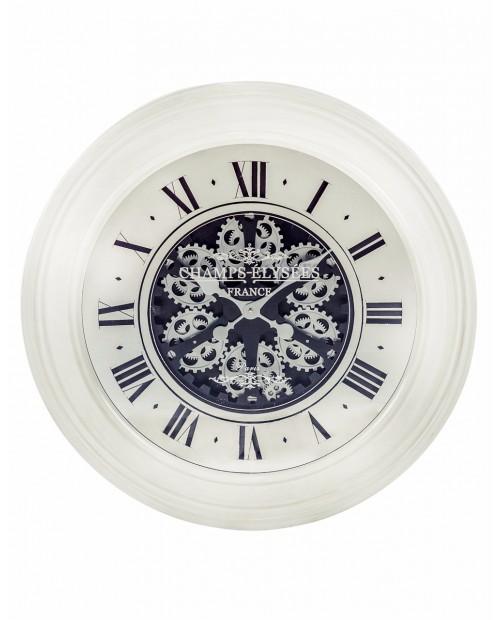 "Laikrodis ""Champs- Elysees"" (Balta spalva)"