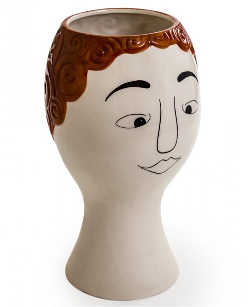 """Vaza """"Doodle Man's - Redhead"""""""