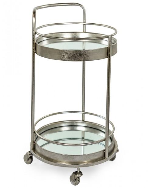 "Baro vežimėlis ""Antique Silver/Mirror"""