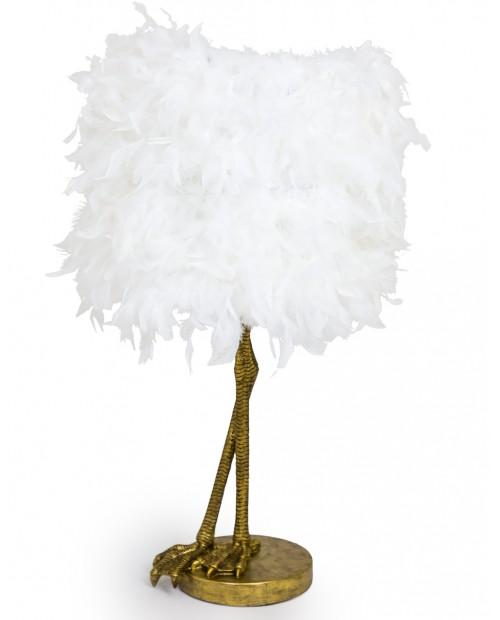 """Stalinis šviestuvas """"Bird Leg White/Gold"""""""