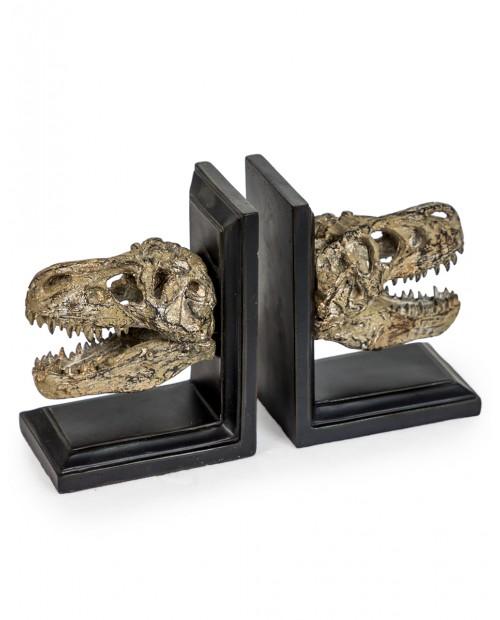 """Knygų laikikliai """"Dinosaur Skull"""""""