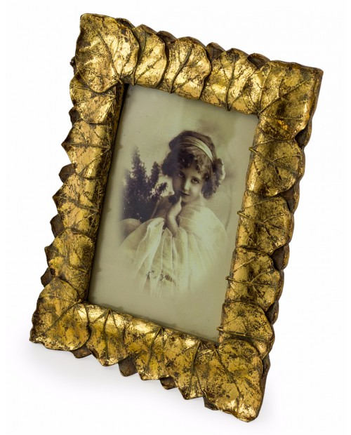 "Foto rėmelis ""Gold Leaf"" (didesnis)"