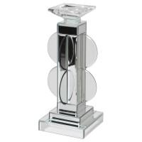"""Veidrodinė žvakidė """"MIRROR GLASS"""" (maža)"""