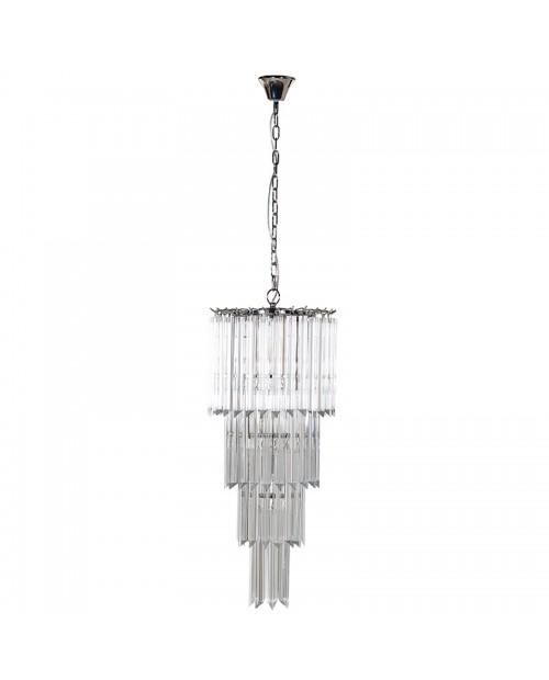 """Krištolinis šviestuvas """"Polo Tiered Pendant"""""""