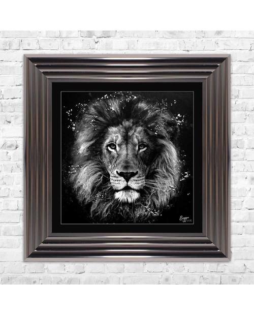 """Paveikslas """"LION"""""""
