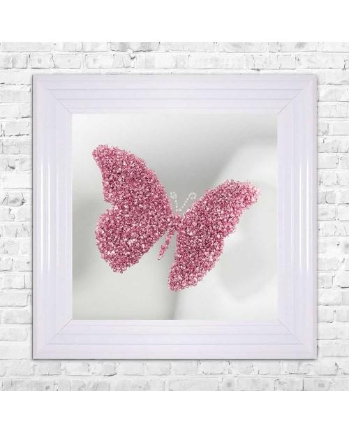 "Paveikslas ""Pink Butterfly"""