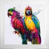 """Paveikslas """"Trpical Parrot"""""""