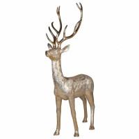 """Dekoracija """"Gold Deer"""""""