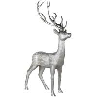 "Dekoracija ""Silver Deer"""