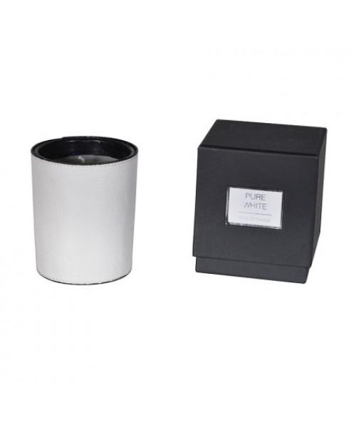 """""""Pure White"""" aromatinė žvakė"""