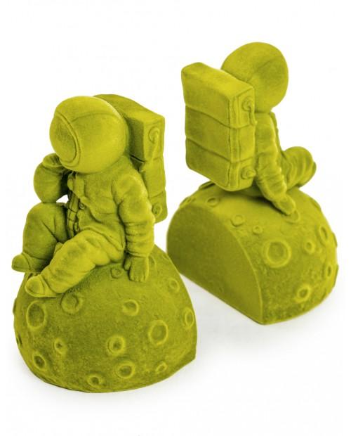 """Knygų laikikliai """"Astronaut/GREEN"""""""
