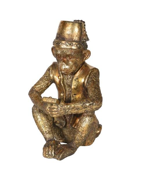 "Dekoracija ""Sitting Monkey"""
