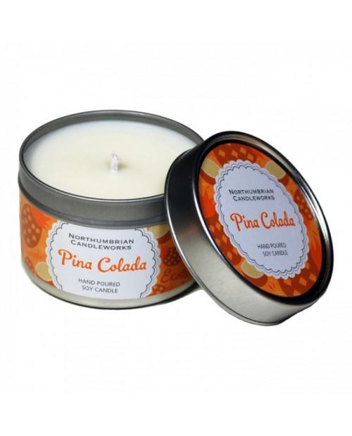 """""""Pina Colada"""" maža žvakė"""
