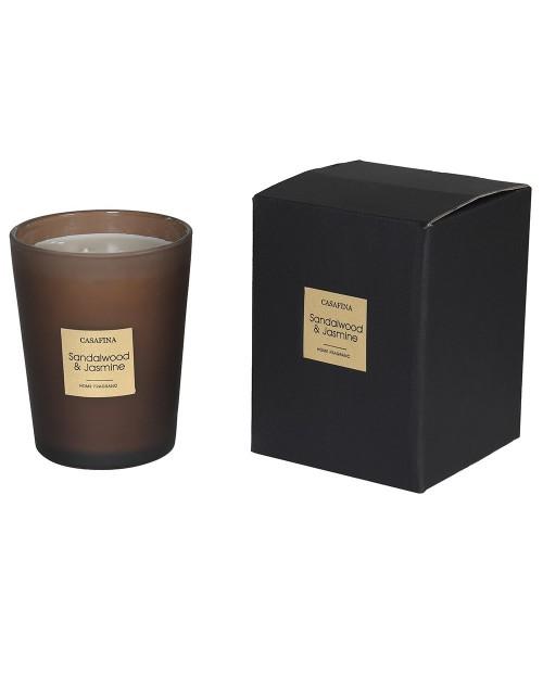 "CASAFINA ""Sandalwood & Jasmine"" aromatinė žvakė"
