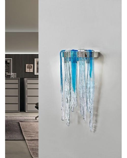 """Sieninis šviestuvas """"BLUE ICE"""""""
