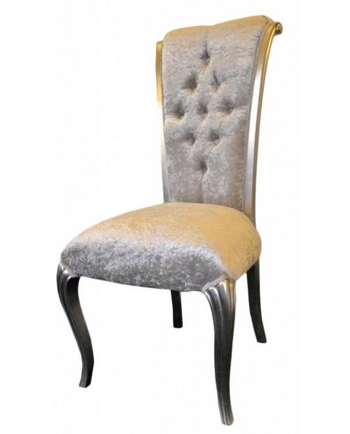 "Kėdė ""Velvet Silver"""