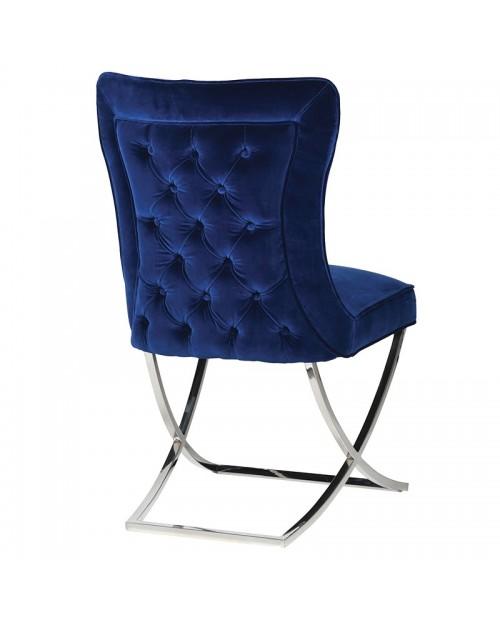 "Valgomojo kėdė ""ORLA Giotto Navy"""